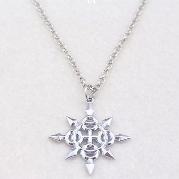 Kingdom Hearts Jewelry - Kingdom Hearts Necklace